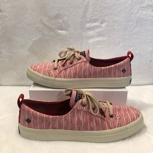 Sperry Top Sider Crest Vibe Painterly